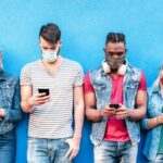 Social media users during the pandemic
