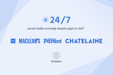 St Joseph Communications ensures 24/7 social media coverage despite gaps in staff using Echobox
