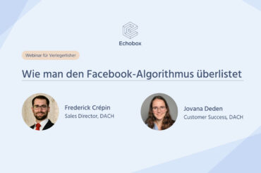 Wie man den Facebook-Algorithmus überlistet